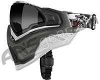 Push Unite Paintball Mask - Collector FLX White