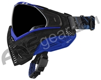 Push Unite Paintball Mask w/ Revo Lens - Black/Blue Camo