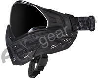 Push Unite Paintball Mask w/ Revo Lens - Black Camo