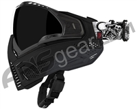 Push Unite Paintball Mask w/ Revo Lens - The Collector Grey