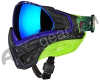 Push Unite Paintball Mask w/ Revo Lens - Joker