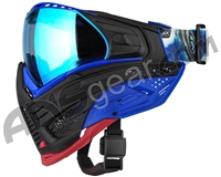 Push Unite Paintball Mask w/ Revo Lens - Prince of Crime