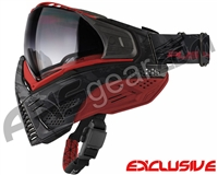 Push Unite Mask - Dark Angel w/ Gradient Clear Lens
