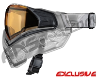 Push Unite Paintball Mask - FLX Clear w/ HD Lens