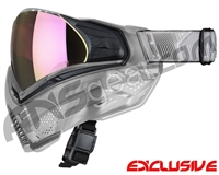 Push Unite Mask - FLX Clear w/ Rose Gold Lens
