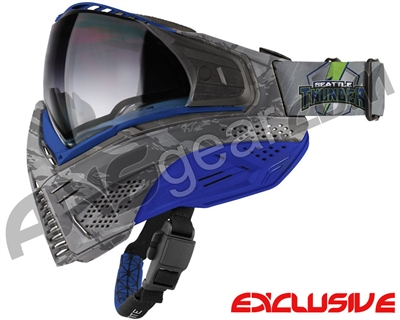 Push Unite Mask - Seattle Thunder w/ Gradient Clear Lens