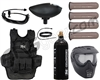 Ready To Go Paintball Package Kit - Heavy Gunner