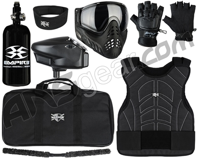 Ready To Go Paintball Package Kit - Level 4 Protector