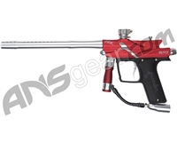 Refurbished Azodin Blitz 3 Paintball Gun - Red/Silver (016-0171)