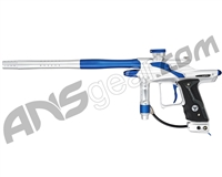 Refurbished - Dangerous Power Fusion FX Paintball Gun - Silver/Blue (016-0025)