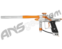 Refurbished - Dangerous Power Fusion FX Paintball Gun - Silver/Orange (016-0054)