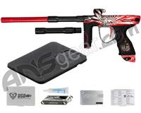 Refurbished - Dye M3s Paintball Gun - Bloody Sunday w/ Kamikaze Laser Engraving