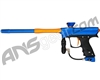 Refurbished - Dye Maxxed Rize Paintball Gun - Blue/Orange (016-0015)