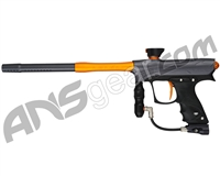 Refurbished - Dye Maxxed Rize Paintball Gun - Grey/Orange (016-0018)