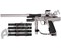 Refurbished - Empire Resurrection Autococker Paintball Gun - Grey #2 (016-0109)