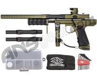 Refurbished Empire Sniper Pump Gun - Dust Olive/Polished Black (016-0146)