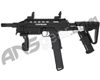 Refurbished - Tippmann Tactical Compact Rifle (TCR) Paintball Gun - Black (016-0075)