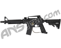 Refurbished Tippmann US Army Alpha Black Elite Tactical Paintball Gun - Black (016-0307)