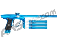 Refurbished - Machine Vapor Paintball Gun - Teal w/ Silver Accents (016-0082)
