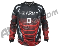 Refurbished - HK Army Freeline Paintball Jersey - Fire - XXX-Large (010-0004)