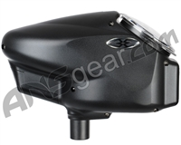 Refurbished - Empire Halo Too Paintball Hopper - Matte Black (017-0022)
