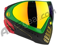 Refurbished - Dye Invision Goggle I4 Pro Mask - Rasta (021-0062)
