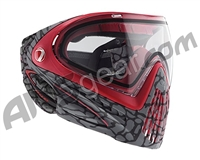 Refurbished - Dye Invision Goggle I4 Pro Mask - Skinned Red (021-0066)