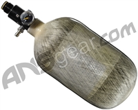 Used - ANS Compressed Air Tank - 68/4500 w/ Basic Regulator - Grey (031-0064)