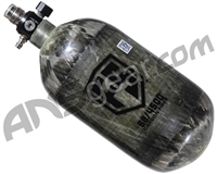 Refurbished - First Strike Standard Carbon Fiber Air Tank  68/4500 - Grey (031-0025)