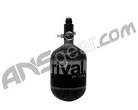Rival Carbon Fiber Air Tank - 50/4500 - Black