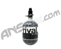 Rival Carbon Fiber Air Tank - 50/4500 - Grey