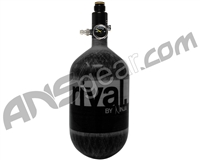 Rival Carbon Fiber Air Tank - 68/4500 - Black