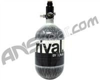 Rival Carbon Fiber Air Tank - 68/4500 - Grey
