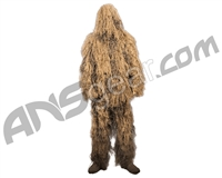 Rothco Lightweight All Purpose Ghillie Suit - Desert