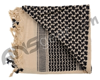 Rothco Shemagh Tactical Desert Scarf - Tan