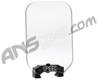 Speed Airsoft Round BB Shield For Sights & Scopes - Square (SA3087)