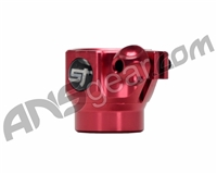 Shocktech Alias Clamping Feed Neck - Red
