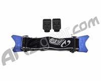 Sly Profit Replacement Goggle Straps - Blue