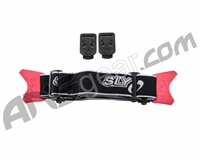 Sly Profit Replacement Goggle Straps - Red