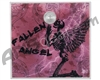 Stinger Paintball Designs Halo Too/Halo B Back Plate - Fallen Angel - Red
