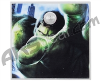 Stinger Paintball Designs Halo Too/Halo B Back Plate - Hulk 1