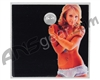 Stinger Paintball Designs Halo Too/Halo B Back Plate - Jessica Alba 1