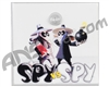 Stinger Paintball Designs Halo Too/Halo B Back Plate - Spy vs. Spy