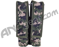 Special Ops Dual Pod Paintball Harness - Woodland Digi