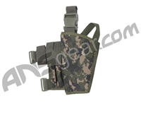 Special Ops Deluxe Holster - Left Hand - Digi Camo