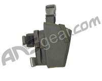 Special Ops Deluxe Holster - Left Hand - Olive Drab