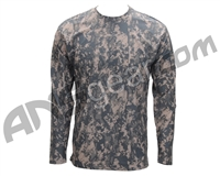 Special Ops Undercover Long Sleeve Shirt - ACU Camo