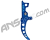 Speed Airsoft HPA M4 Curved Tunable Trigger - Blue (SA5015)