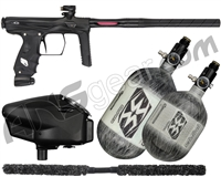 SP Shocker AMP Electronic Competition Paintball Gun Package Kit