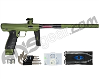 SP Shocker CVO Mechanical Paintball Gun - Olive Dust